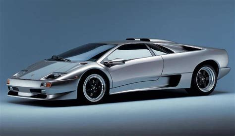 Lamborghini Diablo 1995 1995 Lamborghini Diablo Sv