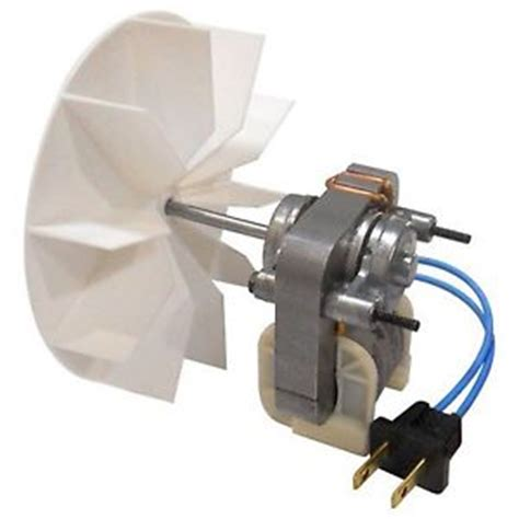 replacement bathroom fan motor fan electric motor kit blower wheel 120v bathroom exhaust