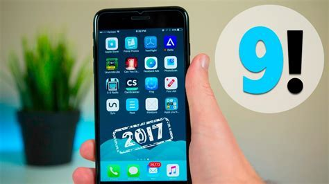 Top 9 BEST iPhone Apps of 2017 (That You'll Actually Use