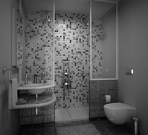 Black And White Small Bathroom Ideas by 32 Good Ideas And Pictures Of Modern Bathroom Tiles Texture