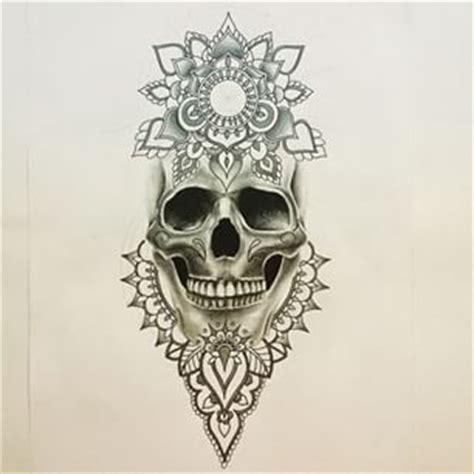 tattoo mandala skull https www google ca search q sugar skull flower tattoo