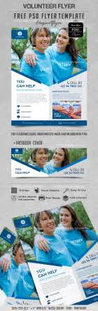 Volunteer Free Flyer Psd Template By Elegantflyer Volunteer Flyer Template