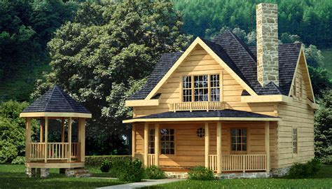Salem Cabins by Salem Southland Log Homes