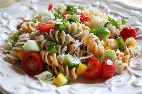 salad with pasta salad recipes in urdu healthy easy for dinner for lunch