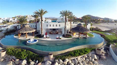 Luxury Dining Room Set by Ty Warner Mansion Luxury Resort Villa In Los Cabos