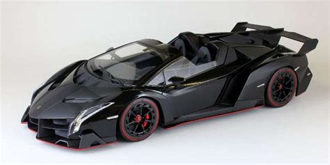 Lamborghini Veneno Wheels Lamborghini Veneno Roadster Black With Accent
