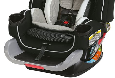 graco 4ever car seat recline graco 4ever extend2fit all in one convertible car seat clove