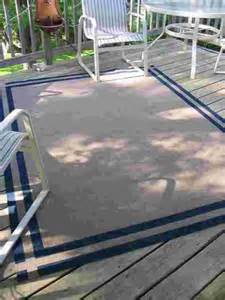 Painting An Outdoor Rug How To Paint An Indoor Outdoor Rug 187 Curbly Diy Design Community