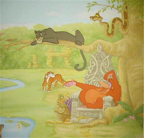 jungle dreams wall mural childrens wall murals childrens murals essex childrens