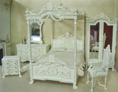 dollhouse bedroom doll house miniature 1 12 dolls house bedroom furniture