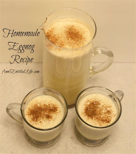 eggnog recipe traditional eggnog recipe