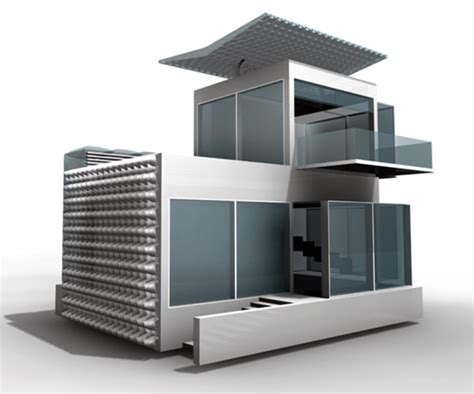 home design concepts of the future this is future living yanko design
