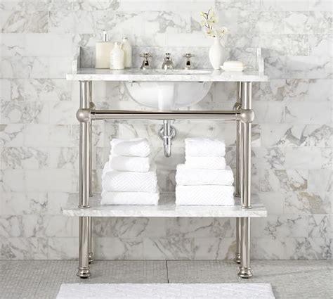 Pottery Barn Bathroom Console Sale Save 20 On Bathroom Carrara Marble Bathroom Accessories