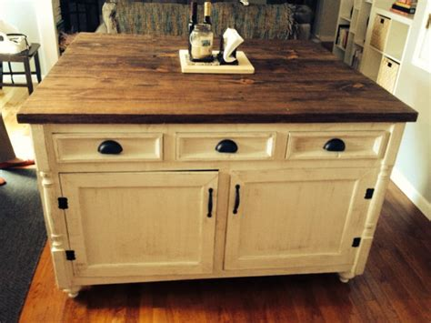 used kitchen islands kitchen island