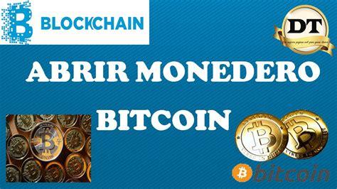 tutorial completo bitcoin tutorial completo en espa 241 ol blockchain 2016 abrir