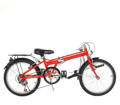 lightweight bike new lightweight aluminum folding bike bicycle red ebay