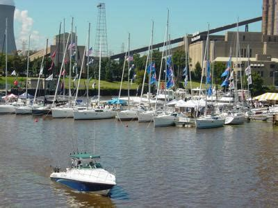 boat show in michigan annual michigan city boat show canceled business
