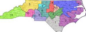 carolina congressional map carolina s congressional map gets struck in