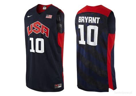 Jersey Basket Usa Hitam nike federation replica jersey usa basketball team bryant price 65 00 basketzone net