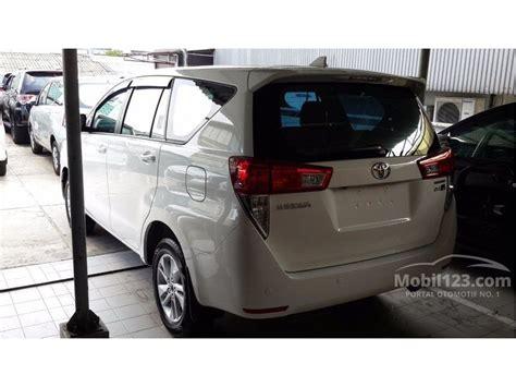 Karpet Mobil Toyota All New Kijang Innova 5 Lembar jual mobil toyota kijang innova 2017 g 2 4 di dki jakarta automatic mpv putih rp 306 400 000