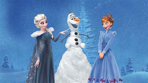 olafs frozen adventure olaf s frozen adventure elsa wallpaper