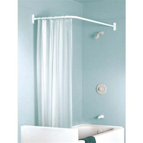 Bath Shower Rail white modern shower stall curtains houses models easy