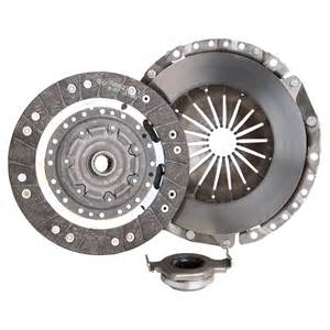 Fiat Multipla Clutch Dual Mass Flywheel 3pc Clutch Kit With Bearing Fiat