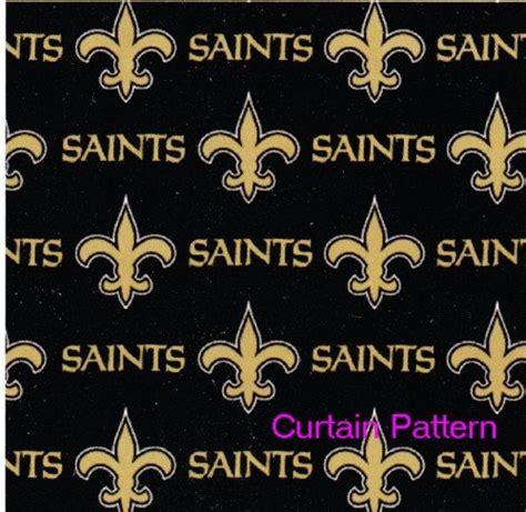 saints shower curtain saints curtain new orleans saints curtain saints