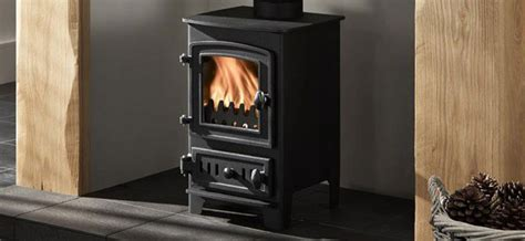 Villager Chelsea Duo Multi fuel / Wood burning Stove