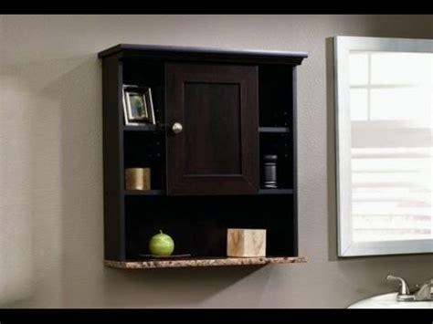 black bathroom wall cabinet ideas youtube