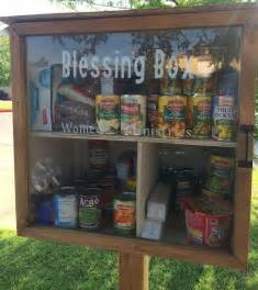 How To Set Up A Food Pantry by Free Pantries Spread Goodies From Sidewalks Let