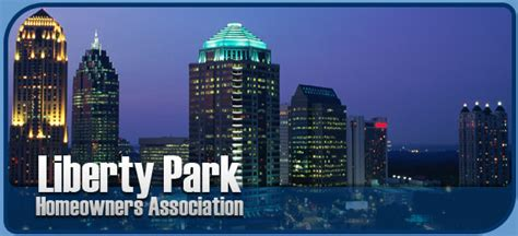 liberty park hoa home page
