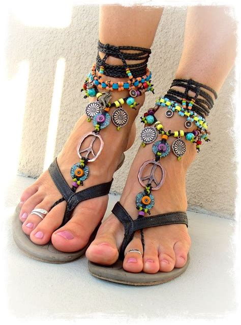 Bohemian Barefoot Sandals ? Just Trendy Girls