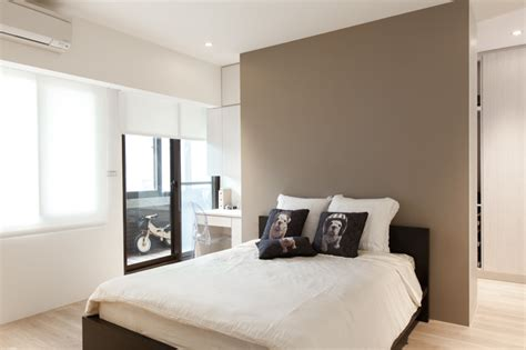 Bedroom Wall Downlights Sparkling Apartment Design