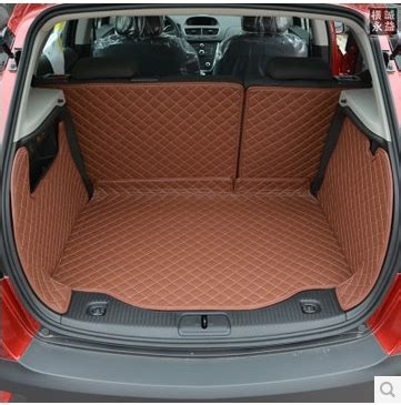 opel mokka trunk free shipping high quality for 2013 opel mokka car trunk