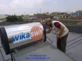 Service Wika Cibubur bongkar pasang pemanas air cibubur service wika cibubur