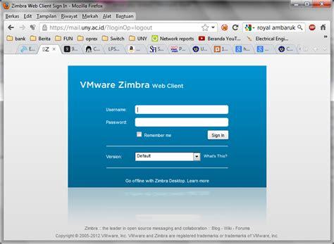 Webmail Uny | tutorial penggunaan email uny upt pusat komputer