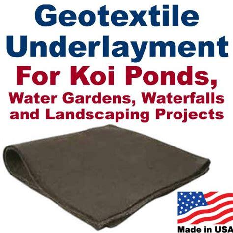 Landscape Underlayment Awardpedia 10 X 30 Geotextile Underlayment Landscape