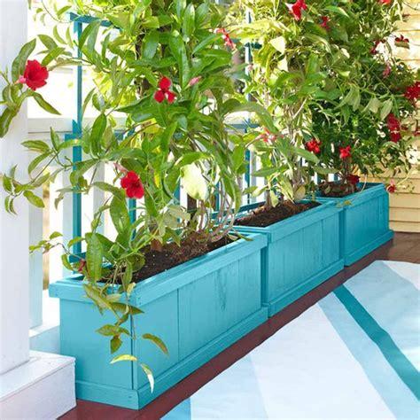 diy planter box and trellis ny lowescreativeideas create