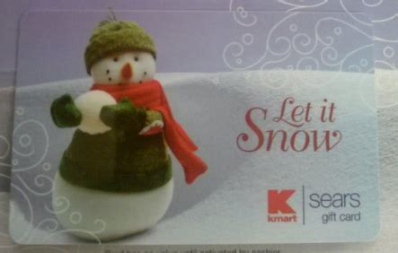 Can Sears Gift Cards Be Used At Kmart - enter to win a kmart sears 25 gift card new giveaway