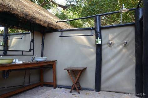 open air shower open air shower picture of vundu c mana pools