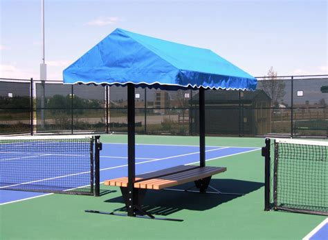 tennis court benches cabana bench 10 modified cabana bench 10 sun trends inc