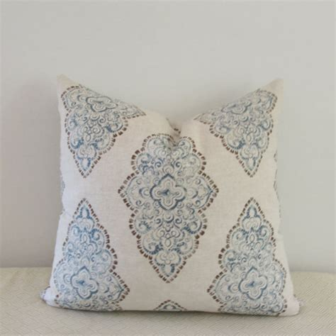 Medallion Pillow Covers by Medallion Pillow Cover 18x18 20x20 Square Throw Pillow