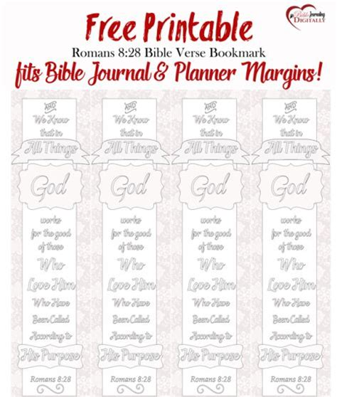 printable bookmark planner free coloring bible bookmark for memory or bible