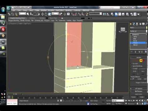 tutorial blender membuat lemari video tutorial 3ds max membuat lemari rak buku youtube