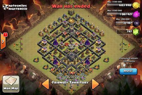 ultimate layout compilation compilation best th9 trophy war bases