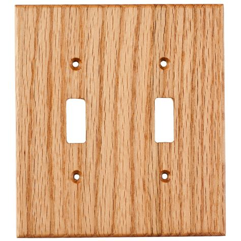 white wood light switch covers oak wood wall plates 2 light switch cover