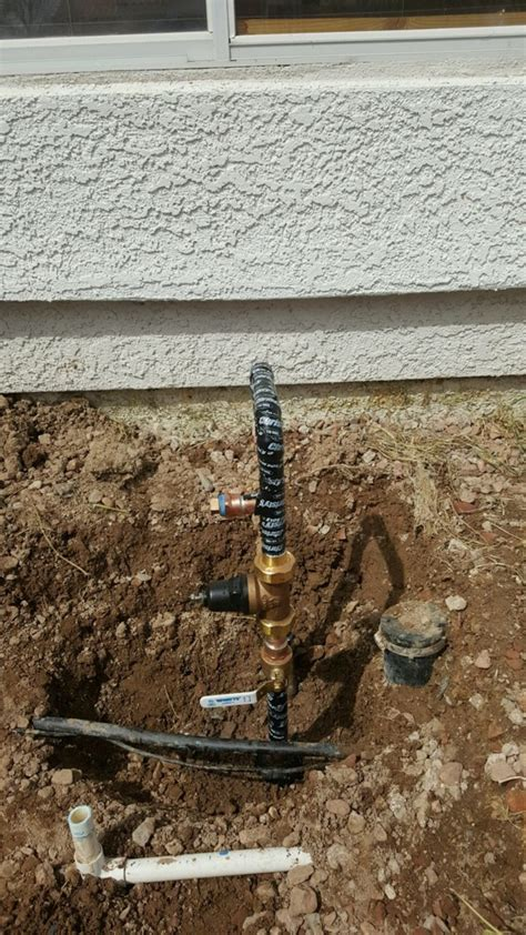 Standard Plumbing Las Vegas by Water Line Repair Photos Plumbers In Las Vegas Henderson