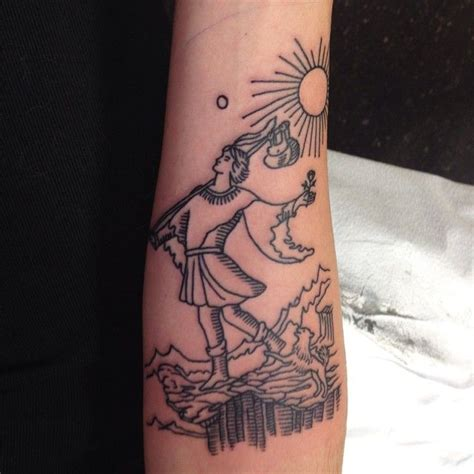tarot card tattoo 163 best images about tattoos of tarot cards on