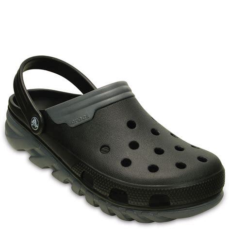Crocs Duet Sport Plif Kakhi crocs duet max clog s slip on ebay